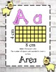 Math Alphabet 2nd grade - Ship lap & Pastel Llamas