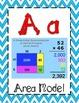 Math Alphabet 5th Grade STAAR