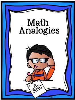 Math Analogies