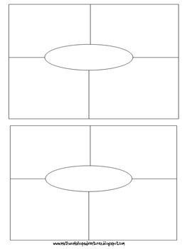 Math Anchor Chart (Frayer Model)