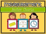 Math Anchor Charts: Measurement