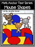 Math Anchor Text Series-Mouse Shapes