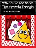 Math Anchor Text Series-The Greedy Triangle