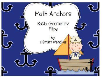 Math Anchors- Geometry