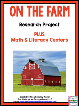 Farm Research And Writing Project!