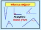 Math - Angles Resources