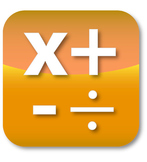 Math App Style Logo
