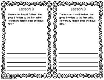 Math Application Booklet Module 1