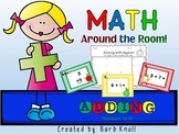 Addition: Math Around the Room