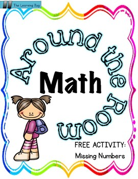 Math Around the Room ~FREE DOWNLOAD~