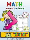 Greater Than Less Than: Math Around the Room