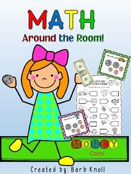 Money: Math Around the Room