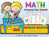 Place Value Teens: Math Around the Room