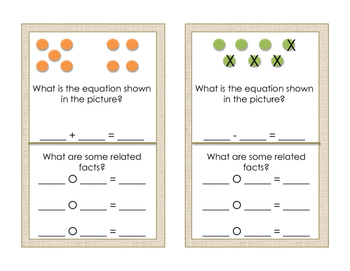 Math Around the Room: Related Facts