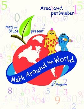 Math Around the World: Area & Perimeter