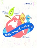 Math Around the World: Number & Operation in Base Ten
