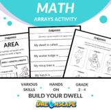 Math Arrays Activity