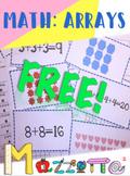 Math: Arrays FREE