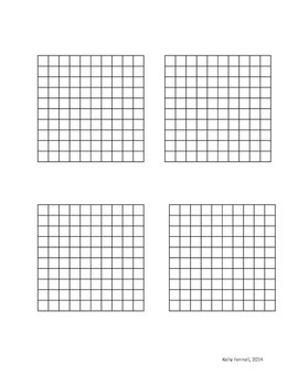 Math + Art: Comparing Fractions Using Initials