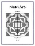 Math Art: Fractions