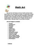 Math Art- Geometry Shapes
