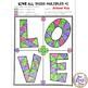 LOVE Math Art Multiples & Common Multiples Math Center   5 Days of Lessons