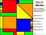 Math Art- Ratio Colors