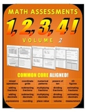 Math Assessment 1234! Volume 2