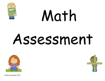 Math Assessment