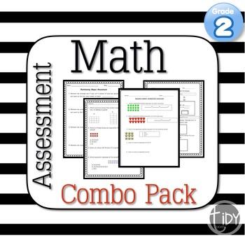 Math Assessment: Combo Pack