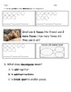 Math Assessment- Decomposing Numbers 5-8