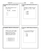 Math Assessment NBT Standards