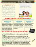 Math Assessment Newsletter