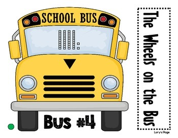 Math Assessment - Place Value - The Wheels on the Bus