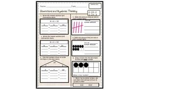 Math Assessment Second Grade Common Core