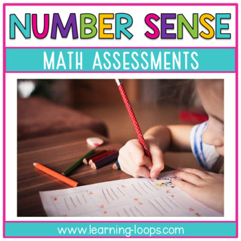 Math Assessments-Number Sense