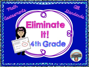 Math Review for Fourth Grade: All Common Core Standards