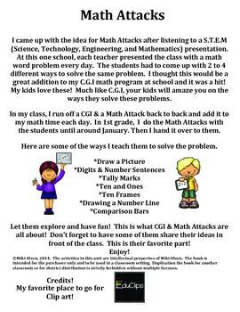 December Math Attacks!