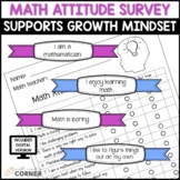 Math Survey: Student Attitudes and Beliefs About Math (PRI