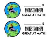 Math Awards (Reptar)