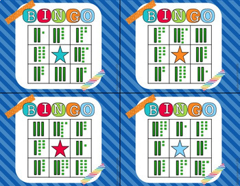 Math BINGO for Small Groups!