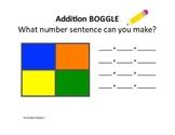 Math BOGGLE