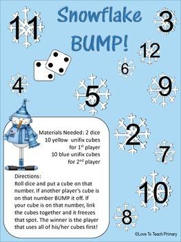 Math BUMP!