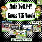 Math BUMP-IT Games BIG Bundle
