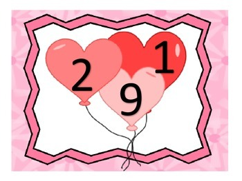 Math BUNDLE--Valentine's Day--5 Centers and MUCH MORE