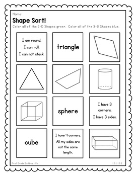 Math Bags for 1st Grade: To-Go {40 Printable, No Prep Common Core Math Centers}