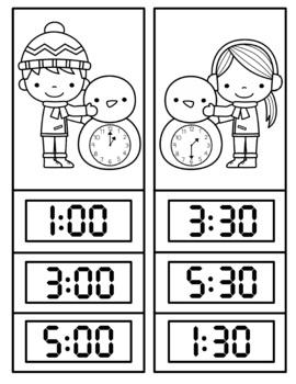 Math Bags for 1st Grade: Winter Version! (10 Winter Themed Math Centers)
