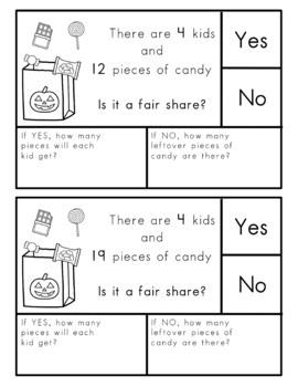 Math Bags for 2nd Grade: Halloween Version! (10 Halloween Themed Math Centers)