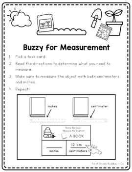 Math Bags for 2nd Grade: Spring Version! (10 Spring Themed Math Centers)