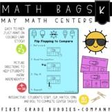 Math Bags for Kindergarten: Summer Version! (10 Summer The